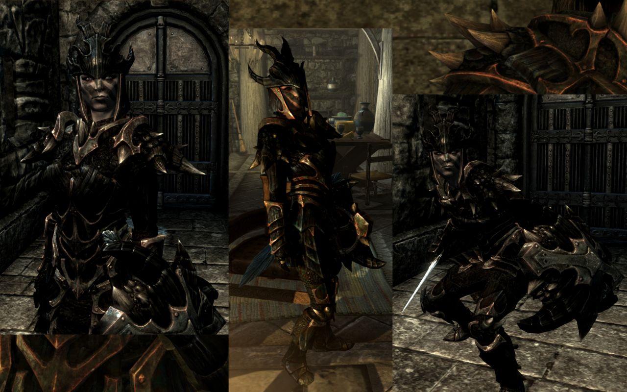 Nehrim armor mods skyrim