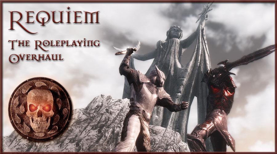 Requiem Skyproc Patcher problems SOLVED - Skyrim Mod