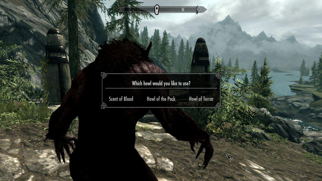 Werewolf Mastery At Skyrim Nexus – Fondos de Pantalla