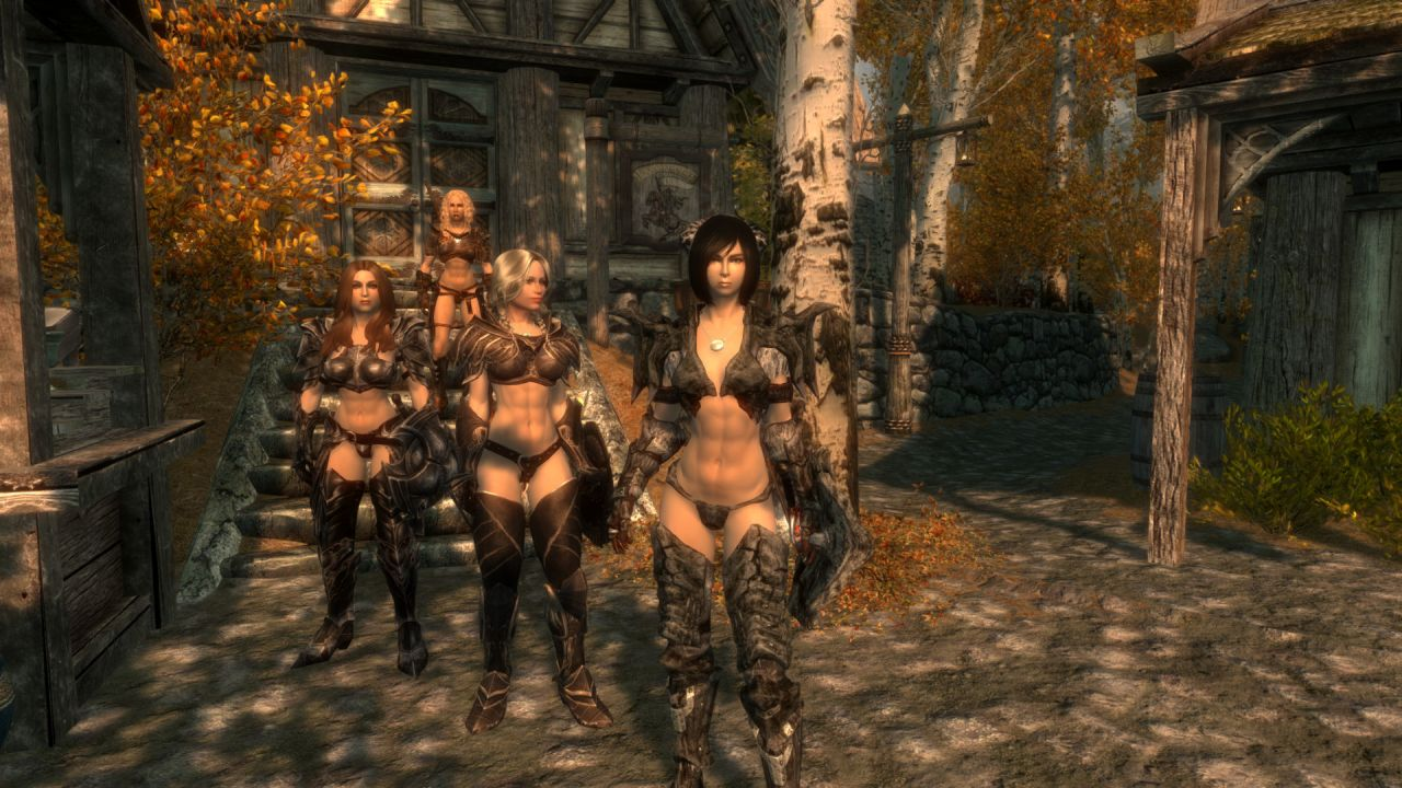 Sexy armor mods fucked gallery