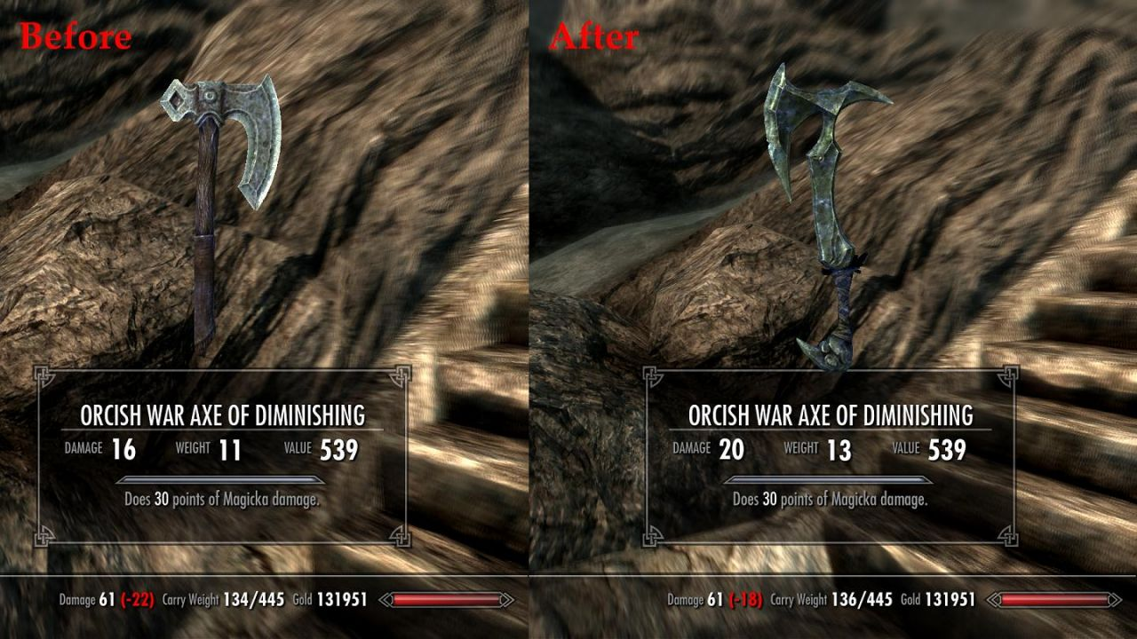 how to get the best weapon in skyrim easy
