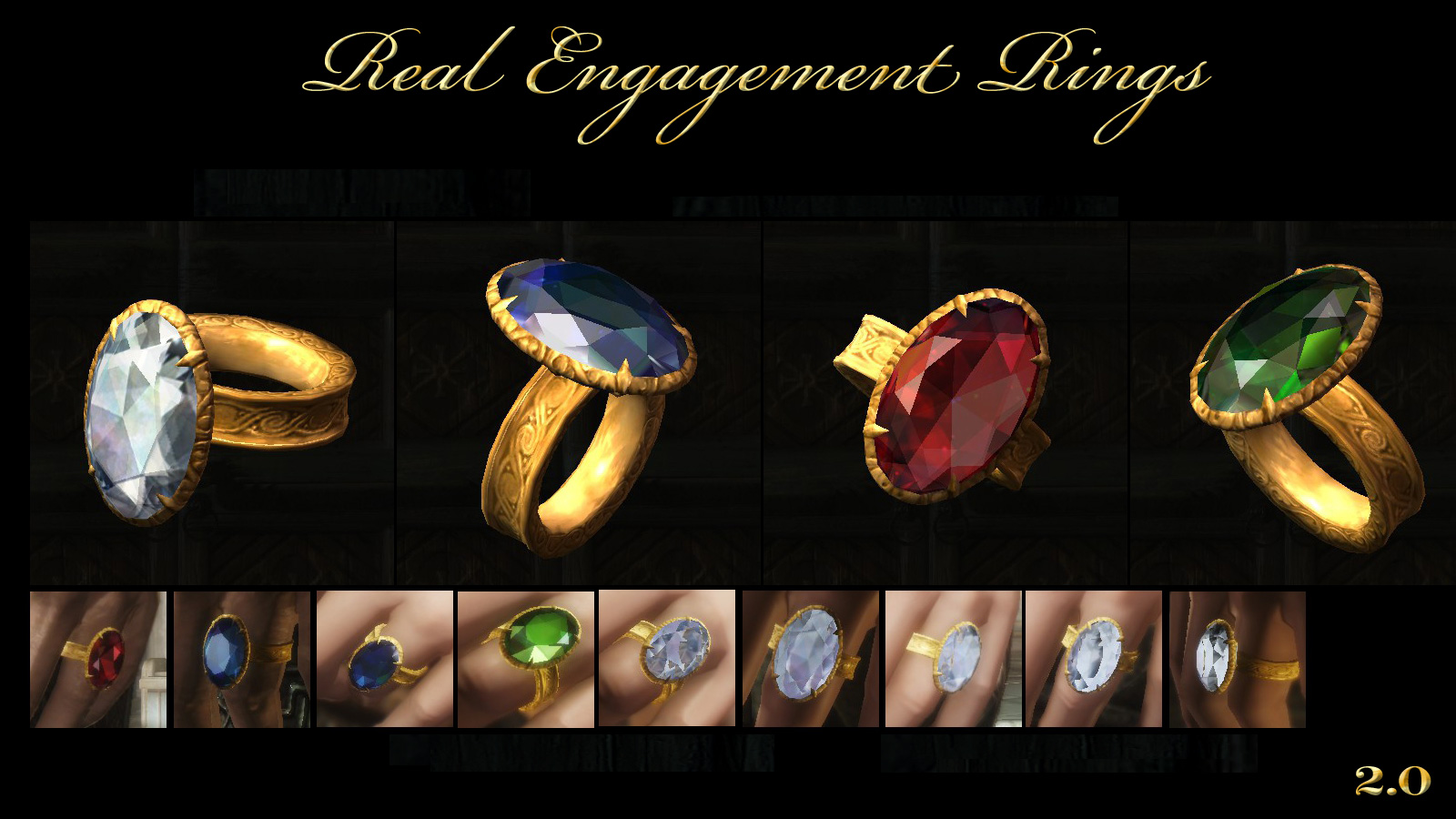 jewelry wholesale gold trending ring rings plated engagement product custom diamond products new mens hot detail mod