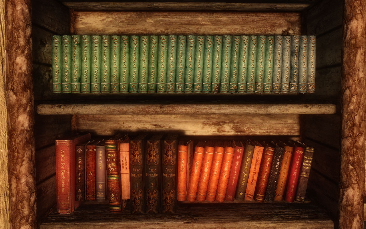 Book Covers Skyrim Se : Book covers skyrim lost library 日本語化対応 モデル・テクスチャ