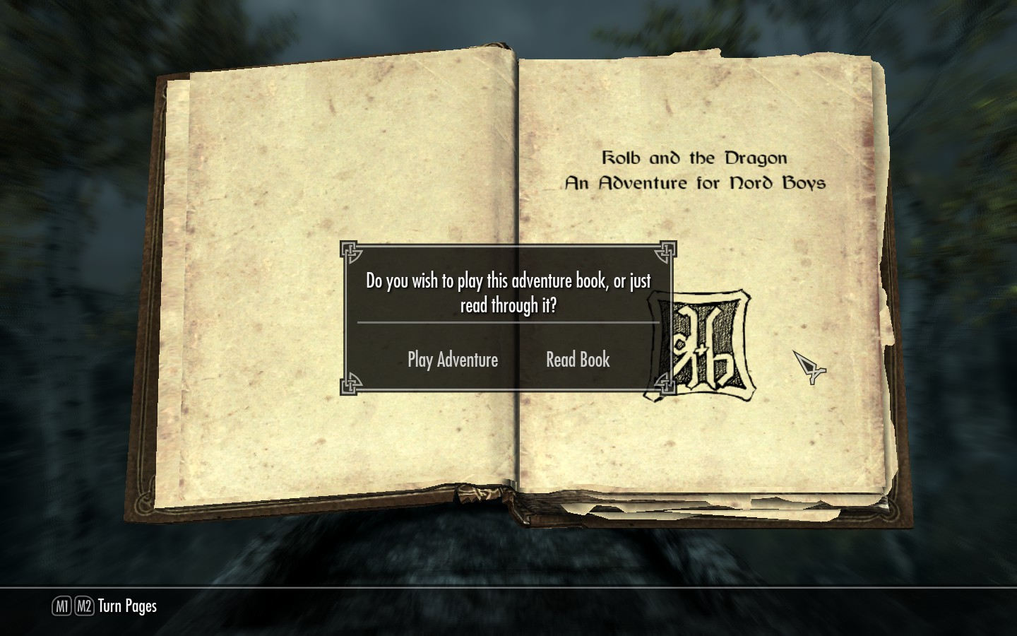 The Eloquent Reader Skyrim