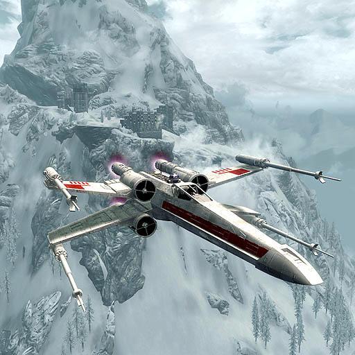 X,wing Fighter画像3
