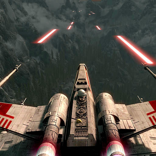 X,wing Fighter画像6
