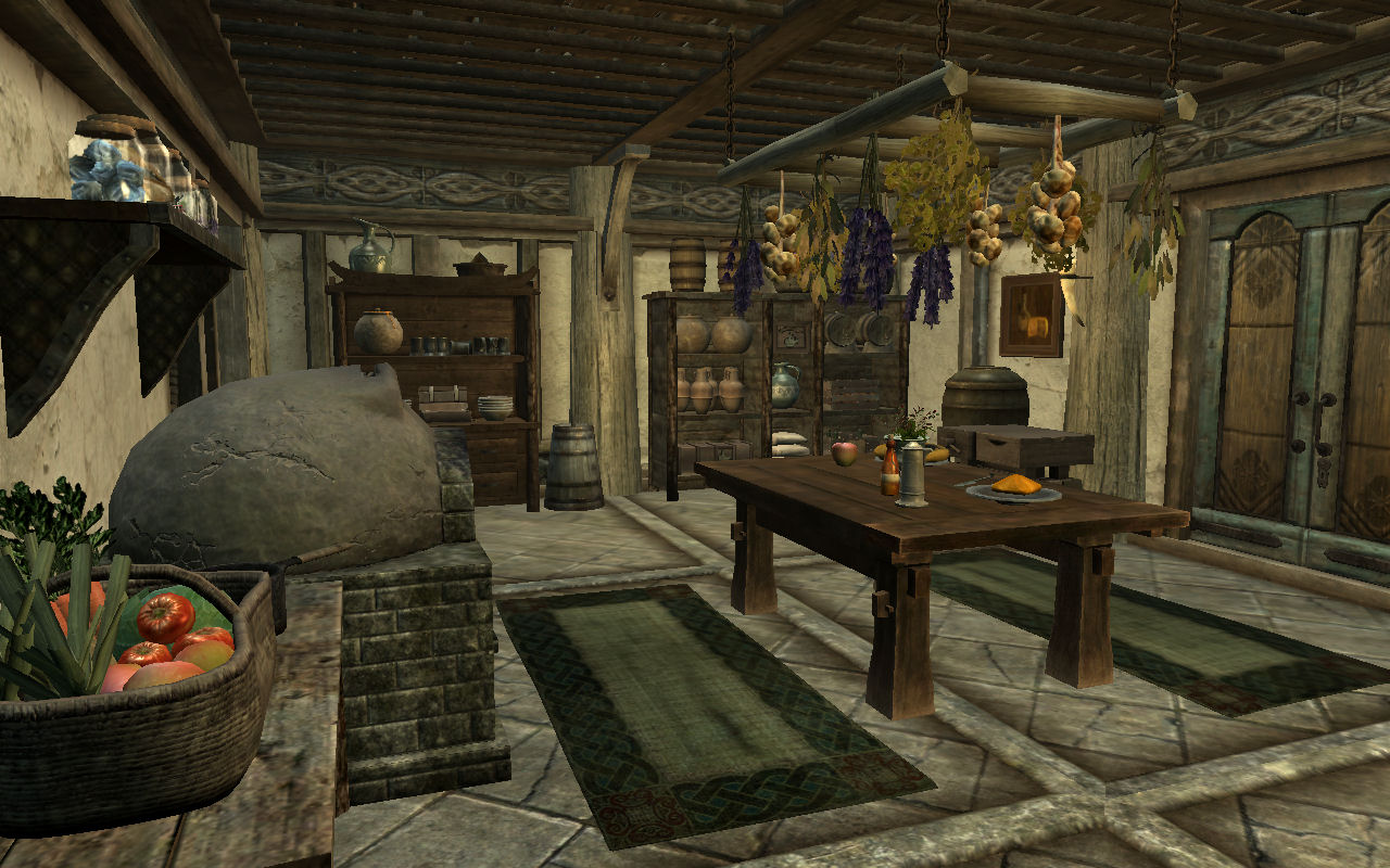 Skyrim Se House Building