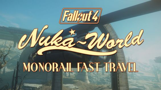 Nuka World Fast Travel