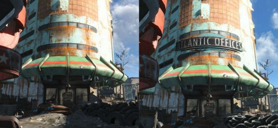 Fallout  Mod Lost Building Of Atlantic