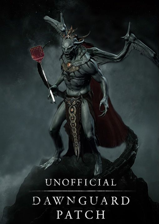 Unofficial dawnguard patch skyrim mod unofficial dawnguard patch title voltagebd Choice Image