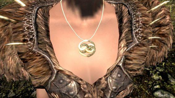 Auryn pendant the neverending story skyrim mod auryn pendant the neverending story title mozeypictures Choice Image