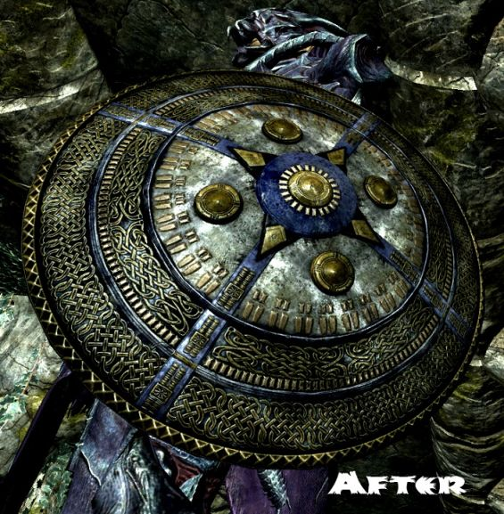Skyrim Ultra hd textures
