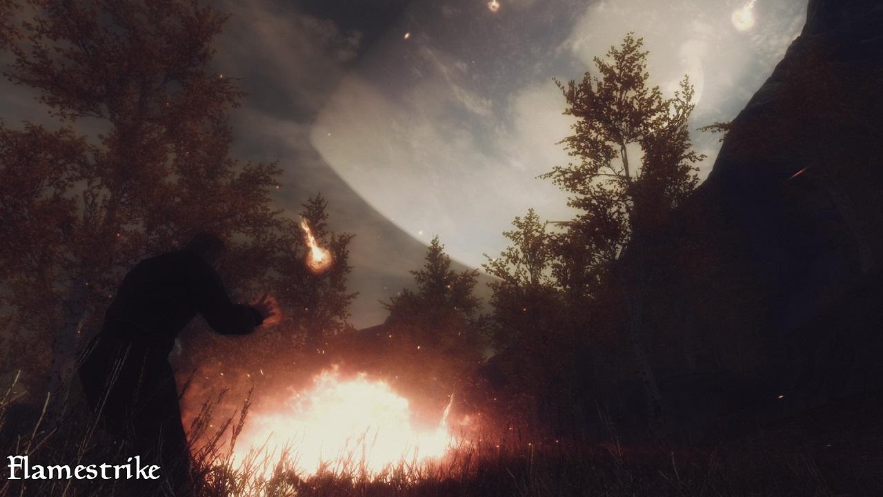 Apocalypse - Magic of Skyrim 日本語化対応 魔法 - 呪文