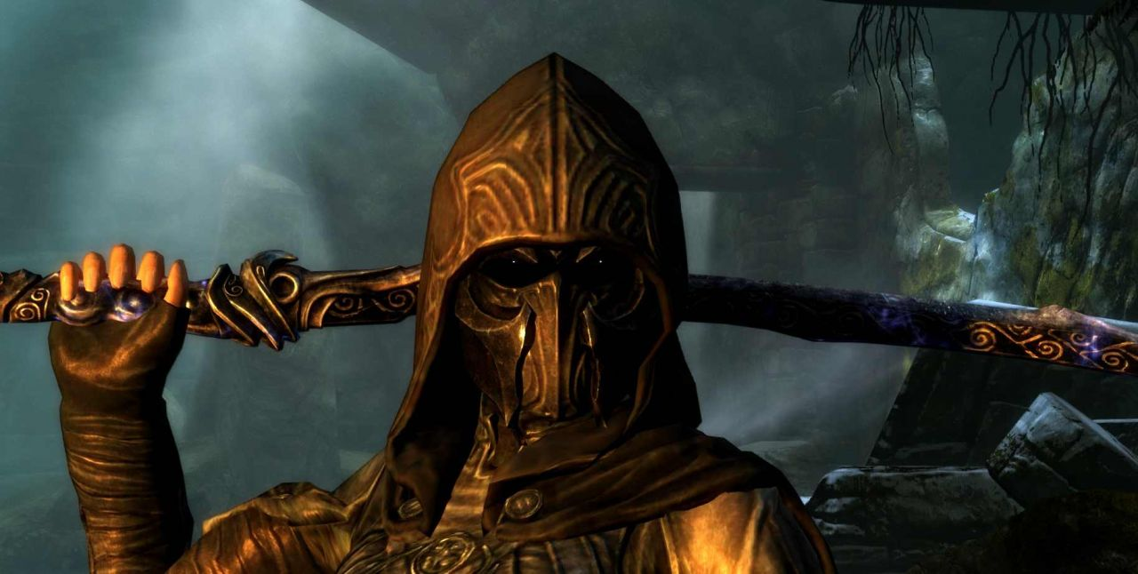 dragon priest mask mod