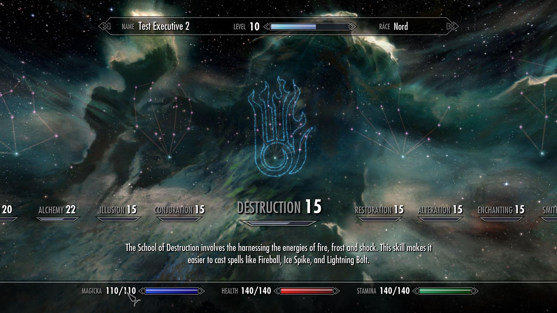 ordinator perks of skyrim at skyrim nexus mods and