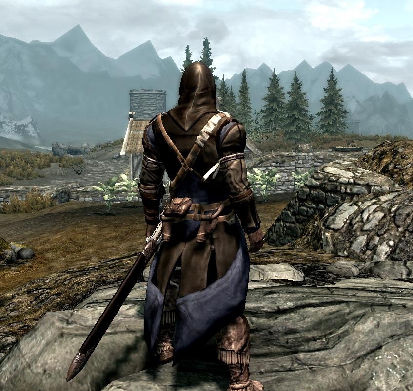 Images of Skyrim Assassins Creed Mod - #rock-cafe