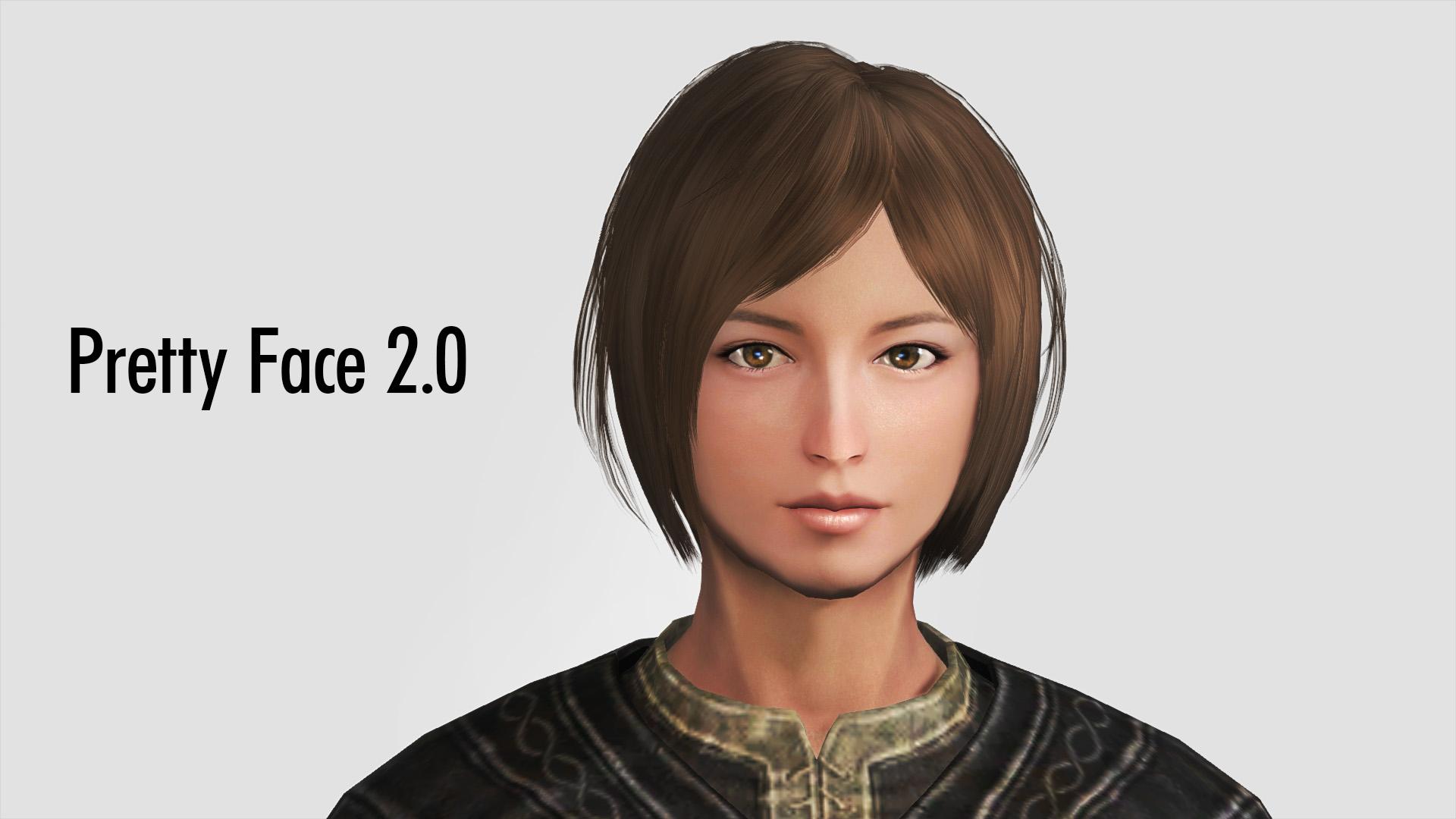 美顔 おすすめMOD順 - Skyrim Mod データベース