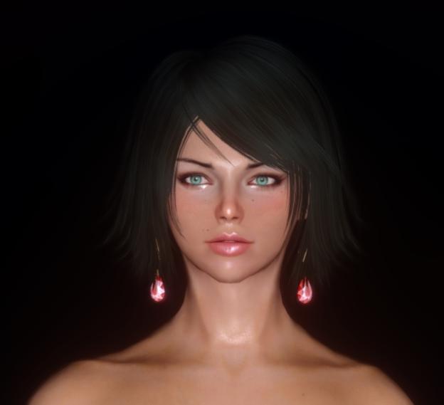 SG Hair Pack おすすめMOD順 - Skyrim Mod データベース