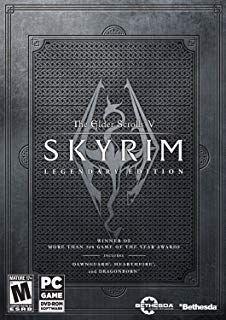 Skyrim LE版をAmazonで購入(Steamでは直接購入できません)