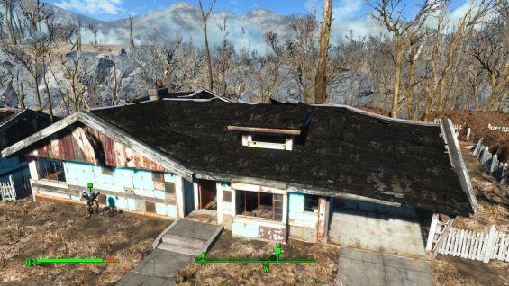 Sanctuary Roof Repair 建物 Fallout4 Mod データベース Mod紹介・まとめサイト