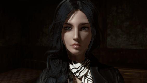 female Looksmenu Preset キャラクタープリセット - Fallout4