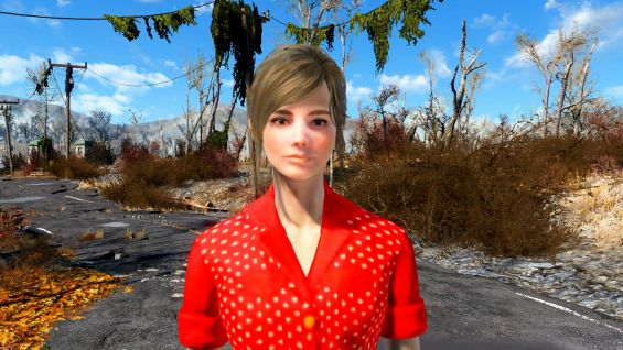 Cute Face-Preset キャラクタープリセット - Fallout4 Mod