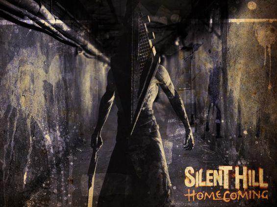 Silent Hill Main Menu その他 -...