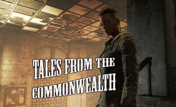 atomic radio and tales from the commonwealth 日本語化対応 クエスト