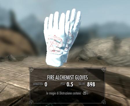 Fire Alchemist Gloves from Fullmetal Alchemist 服・ローブ
