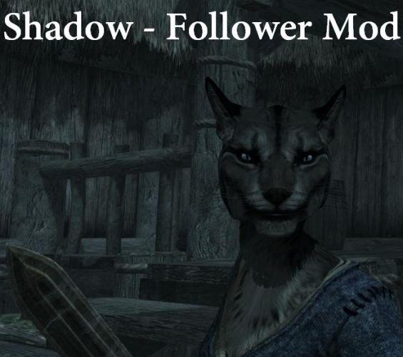 Shadow - Reliable Khajiit Follower フォロワー - その他