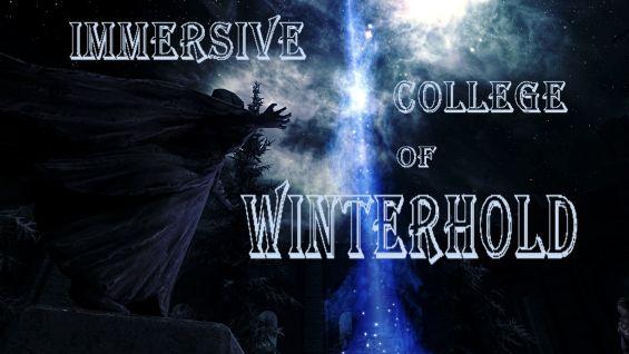 Immersive College of Winterhold 日本語化対応 オーバーホール - Skyrim
