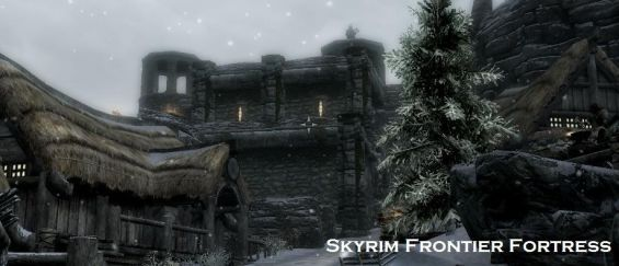 Legendary Cities Tes Arena Skyrim Frontier Fortress at