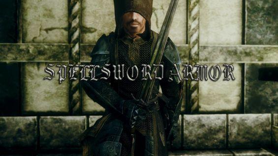 spellsword skyrim mod