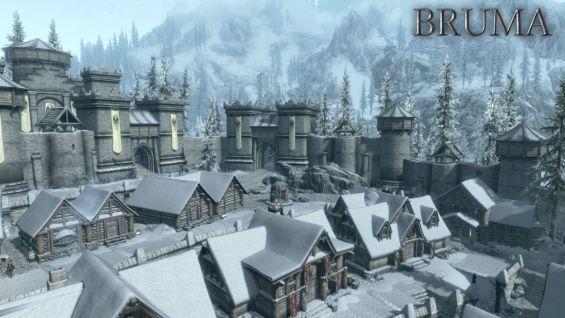 Beyond Skyrim - Bruma 日本語化対応 新しい土地 - Skyrim Mod