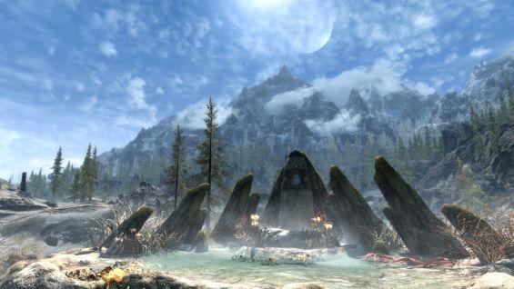 Obsidian Weathers and Seasons 日本語化対応 環境 - Skyrim