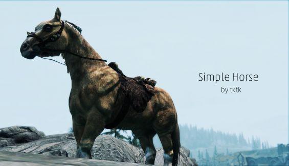馬 おすすめMOD順 - Skyrim Special Edition Mod データベース