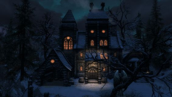 hill house returned se 家 skyrim special edition mod データベース
