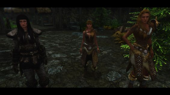 Xena The Warrior Princess - Standalone Follower Mod (PACK