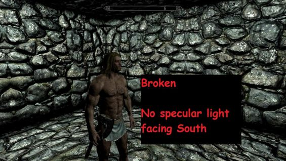 SSE Character Specular Lightin...