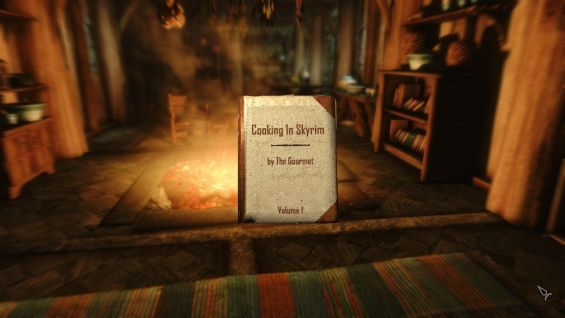 Cooking In Skyrim - (A Food and Cooking Overhaul) 日本語化